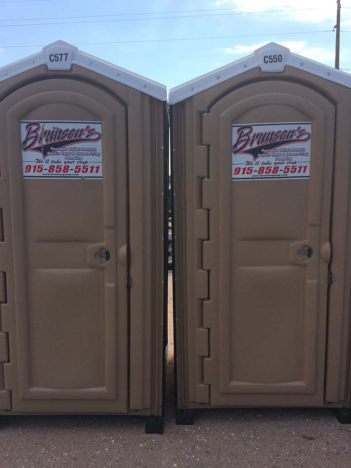 Luxury Restroom Trailers In El Paso For Special Events