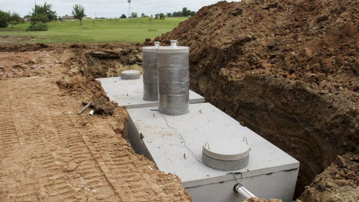 How Exactly Does a Septic Tank Work?